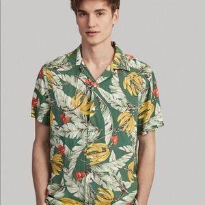 Polo Ralph Lauren Tropical Hawaiian CAMP SHIRT NWT